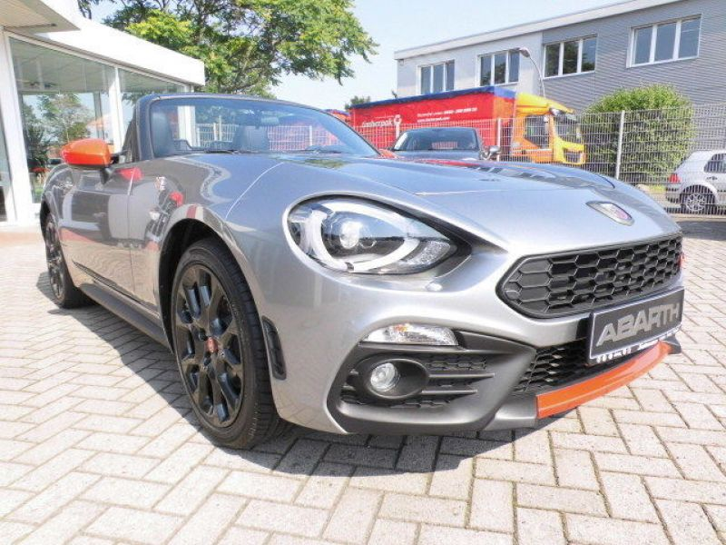 Vente voiture Abarth 124 Spider Essence moins cher - photo 1