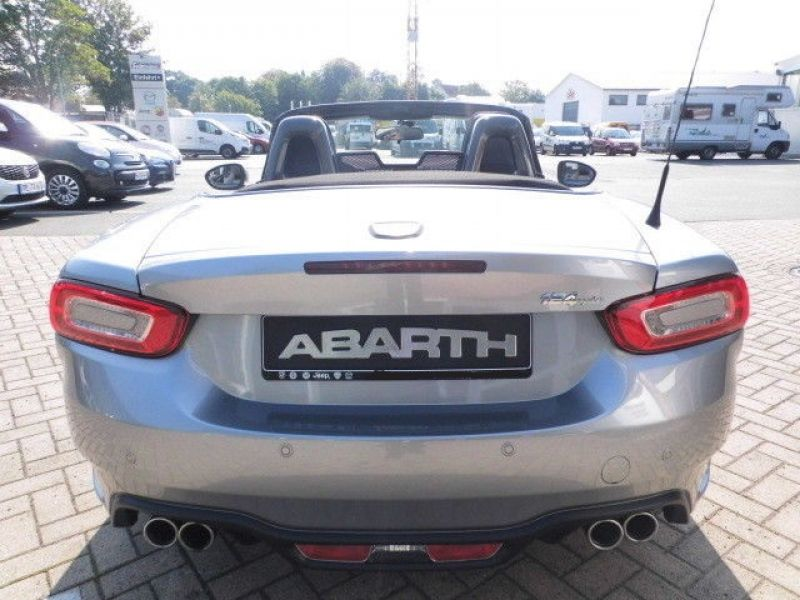 Vente voiture Abarth 124 Spider Essence moins cher - photo 12
