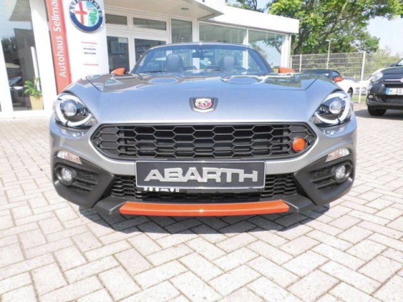 Vente voiture Abarth 124 Spider Essence moins cher - photo 13