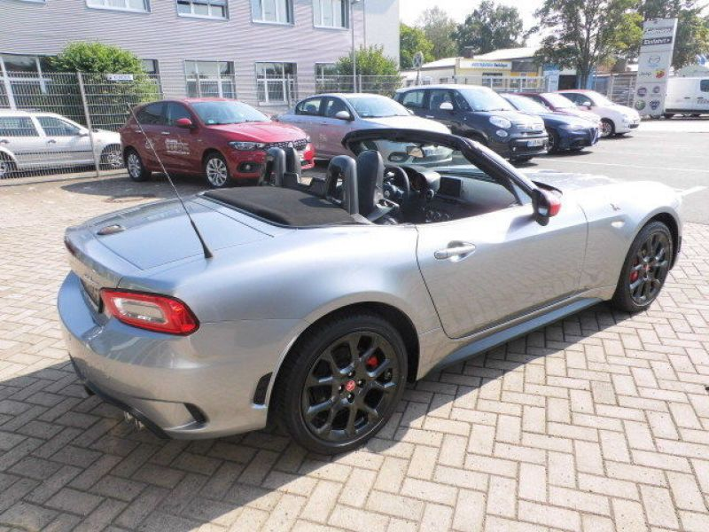 Vente voiture Abarth 124 Spider Essence moins cher - photo 3