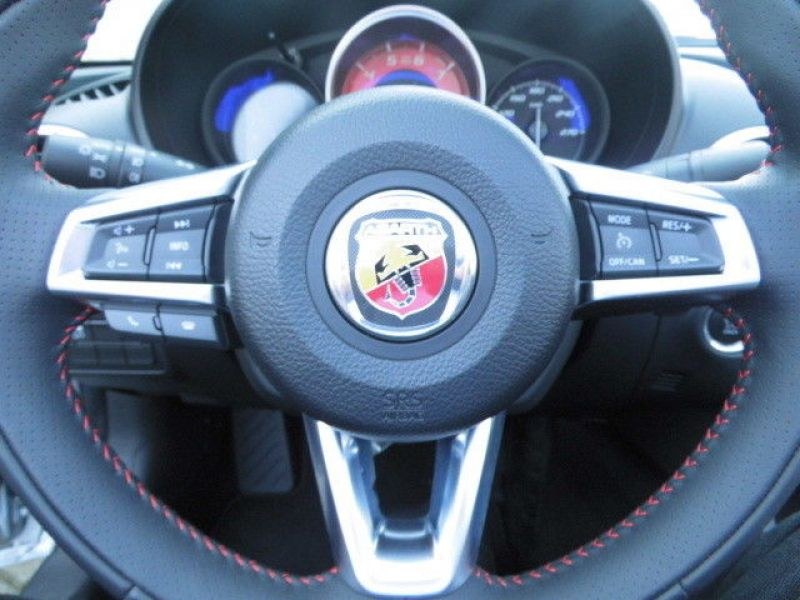 Vente voiture Abarth 124 Spider Essence moins cher - photo 9