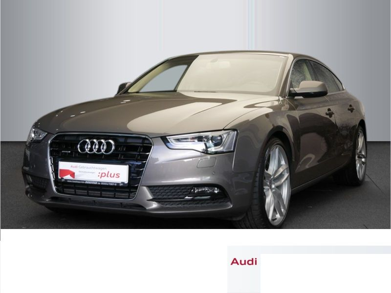 audi a5 sportback 3 0 tdi quattro 218 diesel occasion de couleur gris mtallise en vente chez. Black Bedroom Furniture Sets. Home Design Ideas