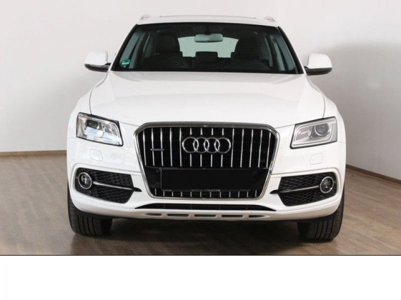 audi q5 3 0 tdi quattro 245 diesel occasion de couleur blanc en vente chez le mandataire auto. Black Bedroom Furniture Sets. Home Design Ideas