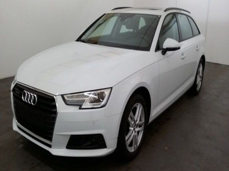 audi a4 avant 2 0 tdi quattro 190 diesel occasion de couleur blanc mtallise en vente chez le. Black Bedroom Furniture Sets. Home Design Ideas