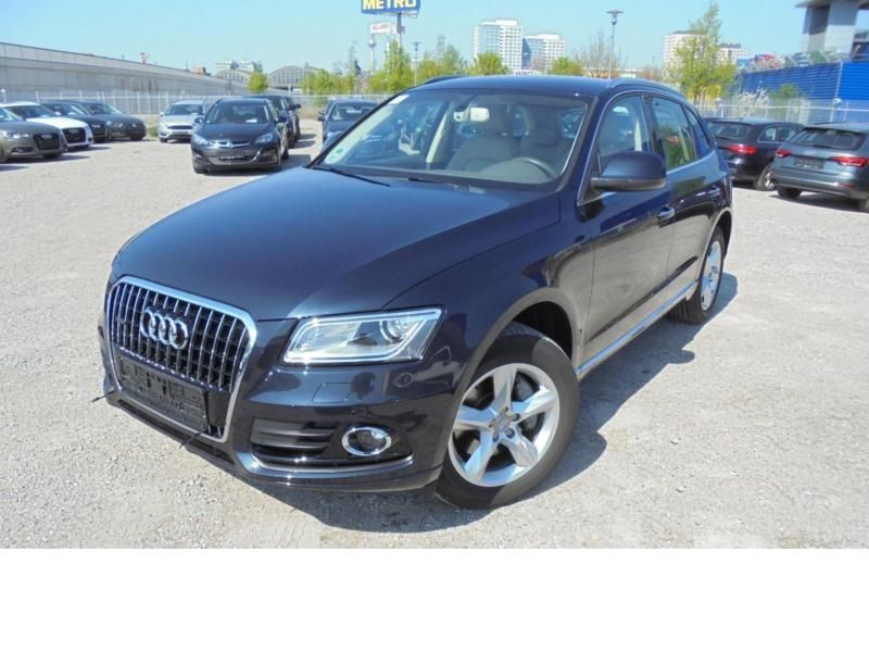 audi q5 3 0 tdi quattro 258 diesel occasion de couleur bleu m tallis e en vente chez le. Black Bedroom Furniture Sets. Home Design Ideas