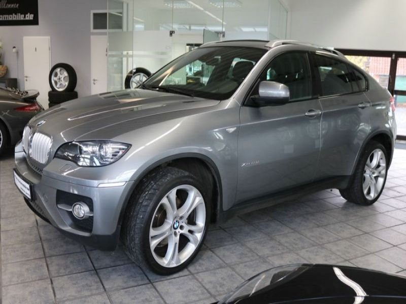 bmw x6 40 d xdrive diesel occasion de couleur gris m tallis e en vente chez le mandataire auto. Black Bedroom Furniture Sets. Home Design Ideas