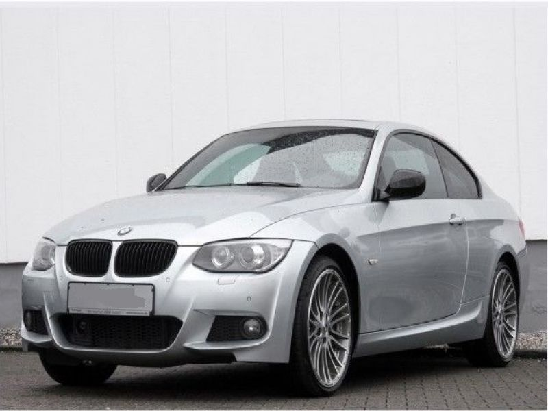 bmw serie 3 330 d xdrive m sport coupe diesel occasion de couleur gris metallise en vente chez. Black Bedroom Furniture Sets. Home Design Ideas