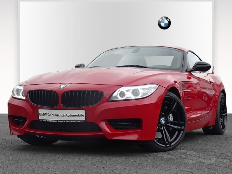 bmw z4 sdrive 35 is m sport dkg essence occasion de couleur rouge en vente chez le mandataire. Black Bedroom Furniture Sets. Home Design Ideas
