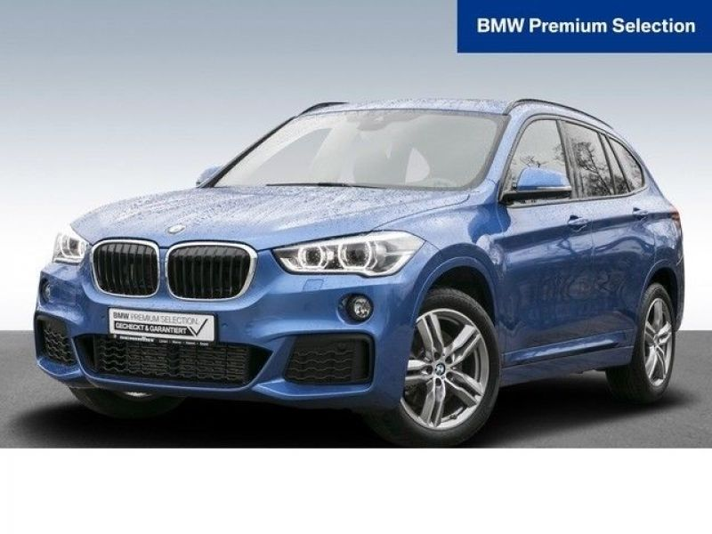 bmw x1 xdrive 25 i 231 cv m sport essence occasion de couleur bleu m tallis e en vente chez. Black Bedroom Furniture Sets. Home Design Ideas