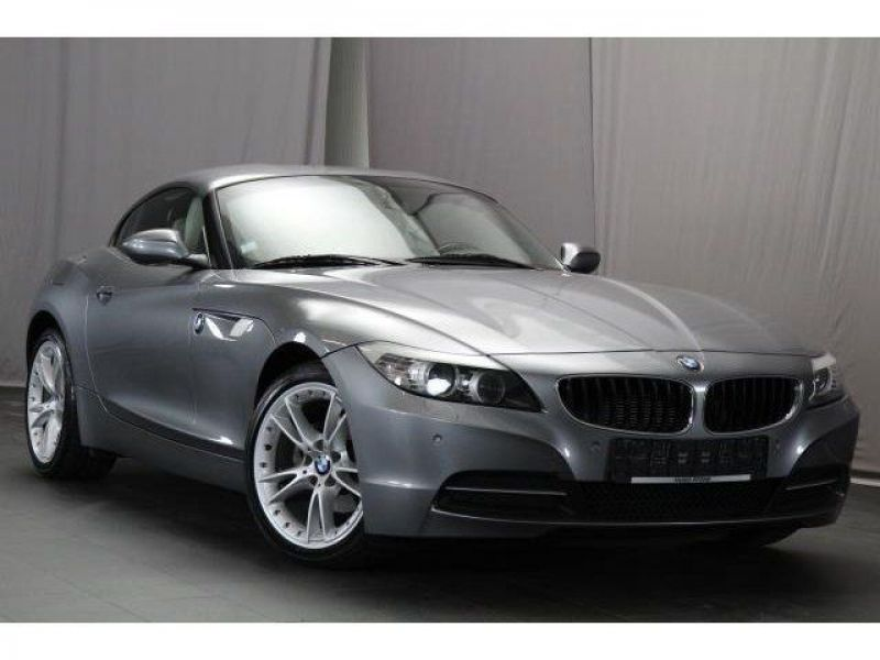 bmw z4 sdrive 23 i essence occasion de couleur gris m tallis e en vente chez le mandataire. Black Bedroom Furniture Sets. Home Design Ideas