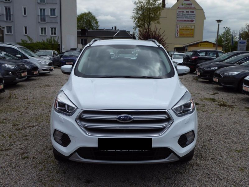 Vente voiture Ford Kuga Essence moins cher - photo 8