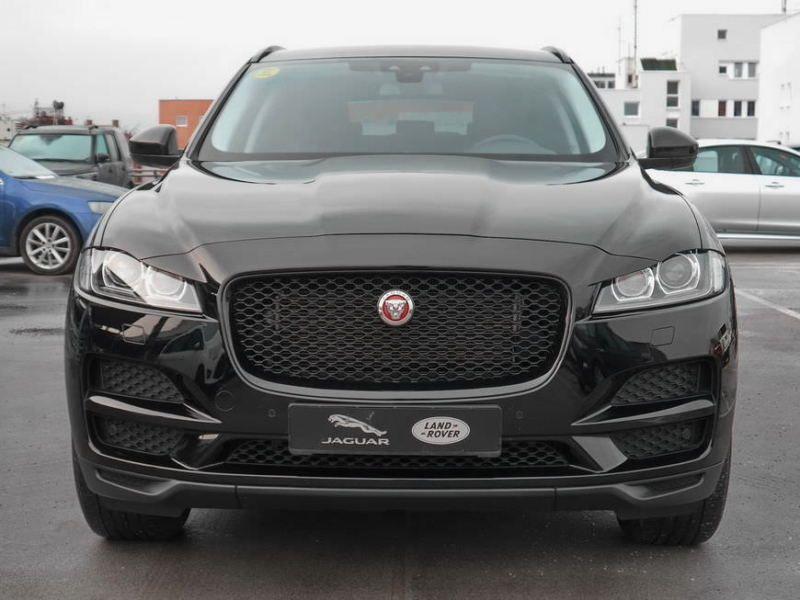 jaguar f pace e performance pure diesel occasion de couleur noir en vente chez le mandataire. Black Bedroom Furniture Sets. Home Design Ideas