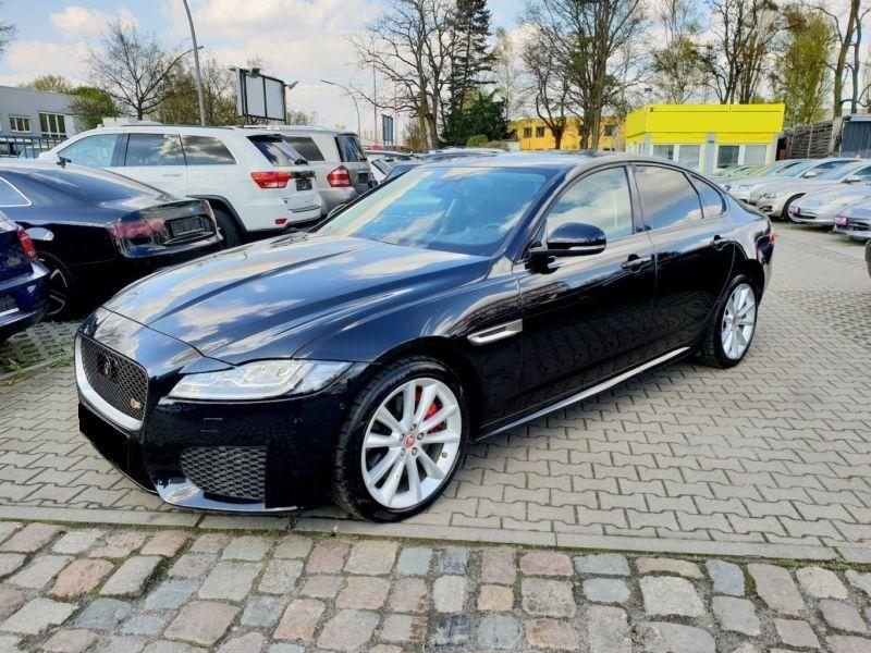jaguar xf s awd essence occasion de couleur noir metallis e en vente chez le mandataire auto. Black Bedroom Furniture Sets. Home Design Ideas