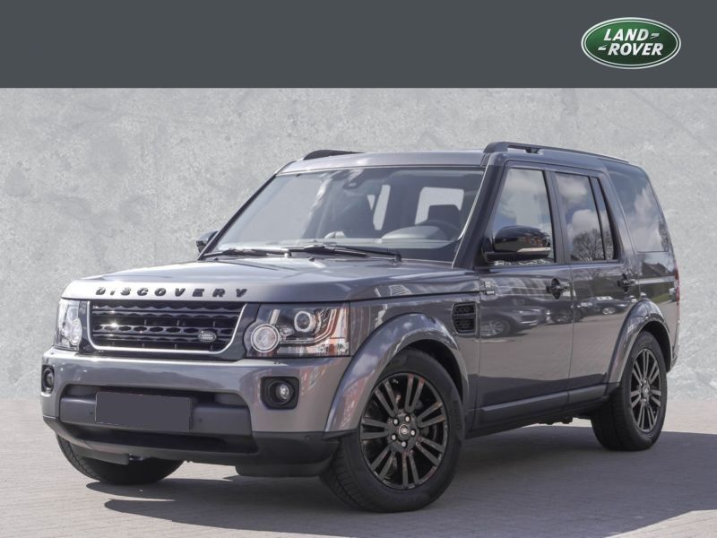 land rover discovery 3 0 sdv6 hse 256 7 places diesel occasion de couleur gris mtallise en. Black Bedroom Furniture Sets. Home Design Ideas