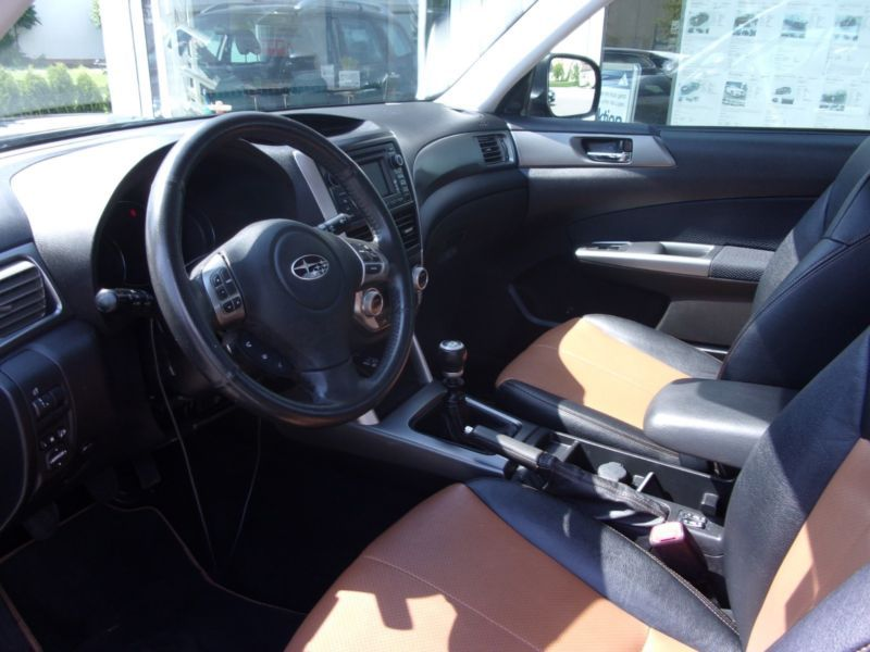 Vente voiture Subaru Forester  Diesel moins cher - photo 4