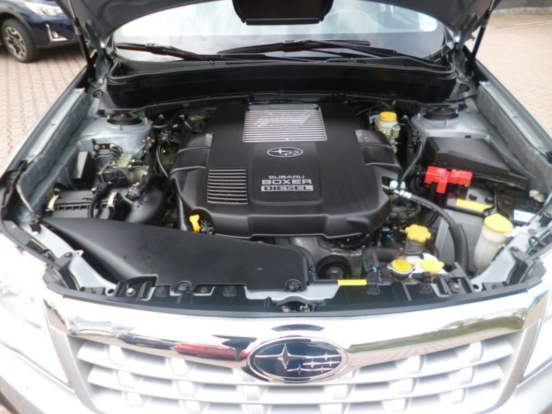Vente voiture Subaru Forester  Diesel moins cher - photo 12