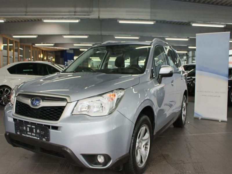 Vente voiture Subaru Forester  Diesel moins cher