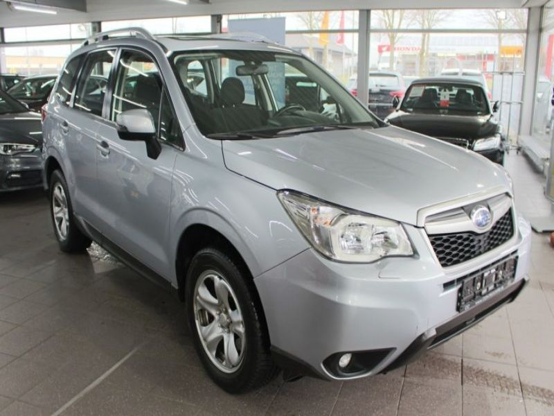 Vente voiture Subaru Forester  Diesel moins cher - photo 14