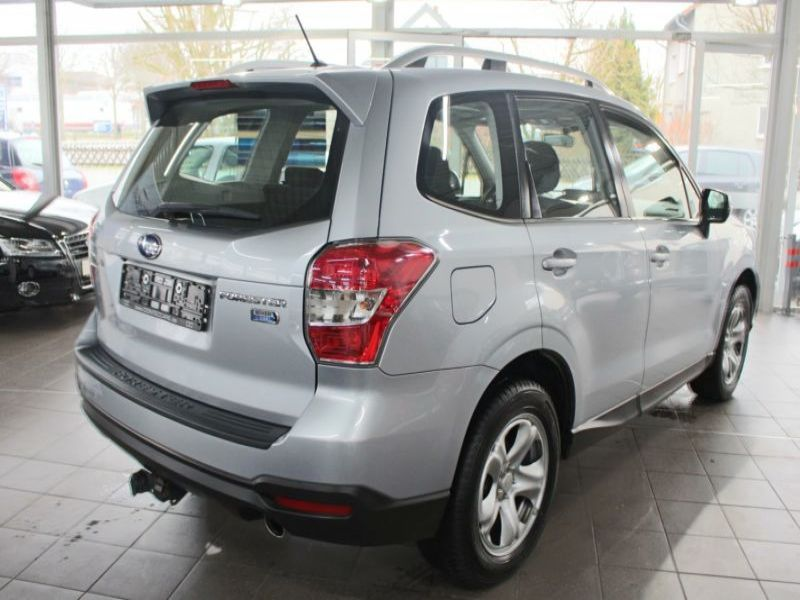 Vente voiture Subaru Forester  Diesel moins cher - photo 3