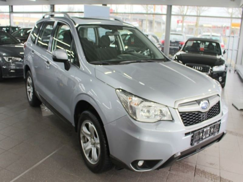 Vente voiture Subaru Forester  Diesel moins cher - photo 8