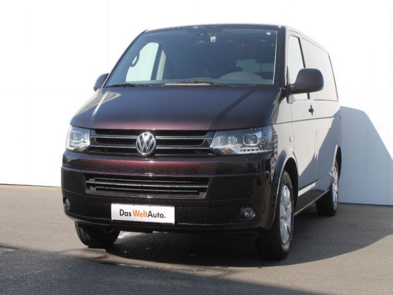 volkswagen multivan t5 2 0 tdi 140 ch diesel occasion de couleur noir metallise en vente chez. Black Bedroom Furniture Sets. Home Design Ideas